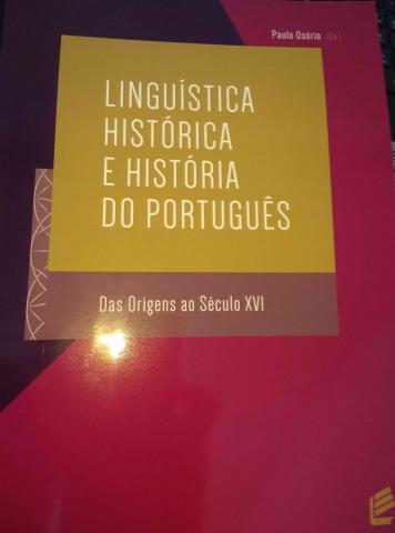 Professor Paulo Osório lança novo livro sobre a história da língua portuguesa